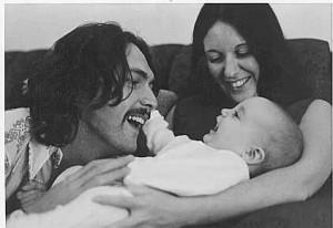 mum, dad and baby.