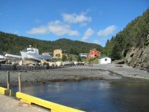 Bauline East, Newfoundland.