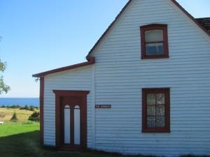 Cribbies cottage.