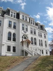 Seminary House.