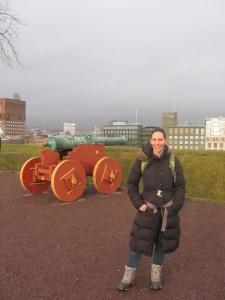 Akershus Fortress.