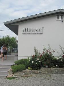 Silkscarf Winery.