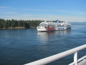 B.C. ferry.