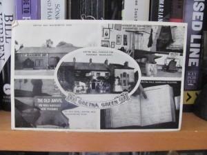 Postcard from Gretna Gree.