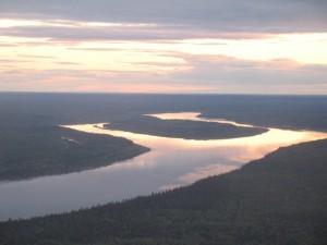 Slave River.