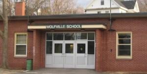 Wolfville High.