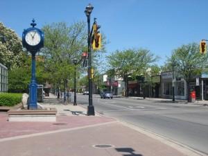 Burlington, Ontario.