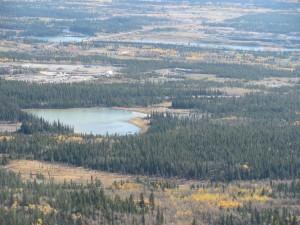 Mount Yamnuska.