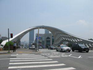 Street in Taejon.