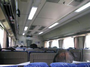 Mokpo train.