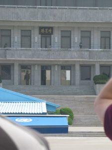 North Korea (Democratic People's Republic of Korea, or DPRK) soldier.
