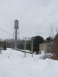 Hollow Bridge Power Plant, Nova Scotia.
