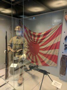 Japan Imperial Army uniform.