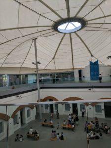 inside of Hong Kong Museum of Coastal Defence.