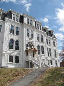 Seminary House, Acadia University.