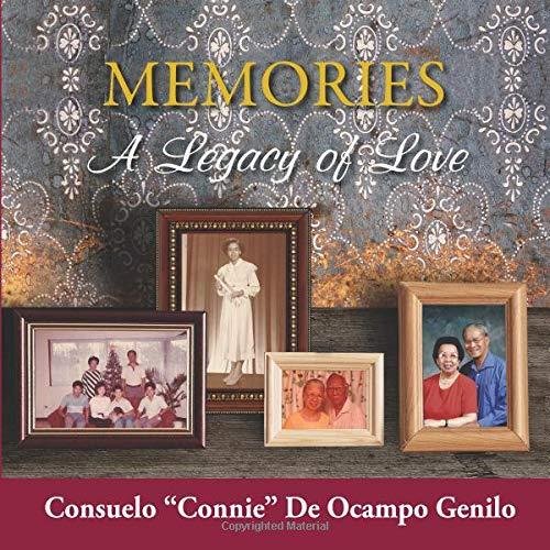 A memoir book by Connie Genilo.